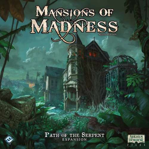 Mansions of Madness: Second Edition – Path of the Serpent - разширение за настолна игра