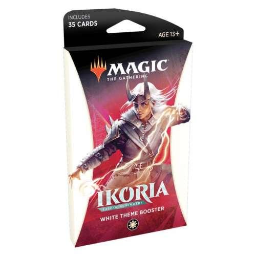 Magic: The Gathering - Ikoria: Lair of Behemoths Theme Booster (White)