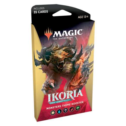 Magic: The Gathering - Ikoria: Lair of Behemoths Theme Booster (Monsters)