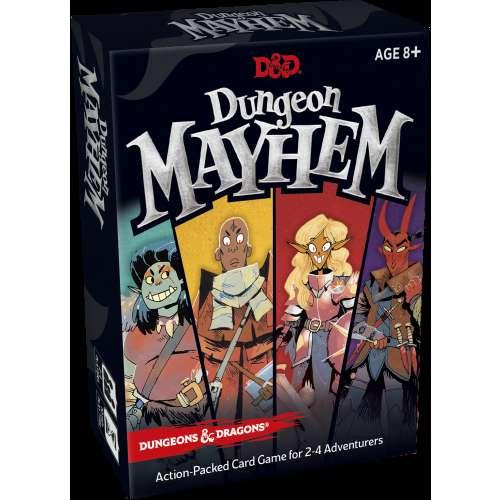 Dungeon Mayhem - настолна игра