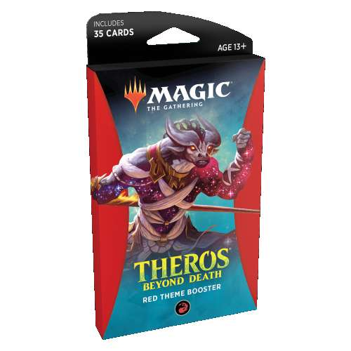 Magic: The Gathering - Theros Beyond Death Theme Booster (Red)