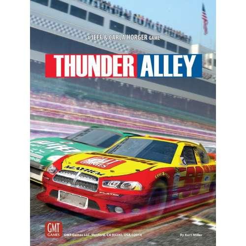 Thunder Alley - настолна игра