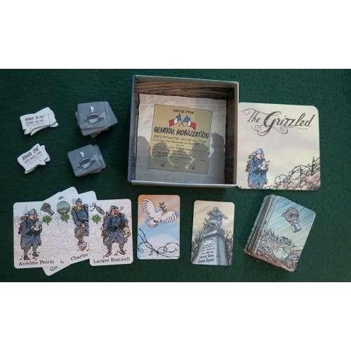 The Grizzled - настолна игра