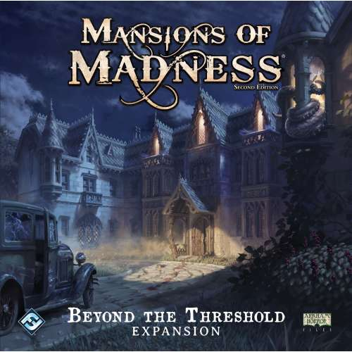 Mansions of Madness: Second Edition – Beyond the Threshold - разширение за настолна игра