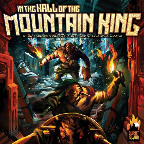 In the Hall of the Mountain King - настолна игра