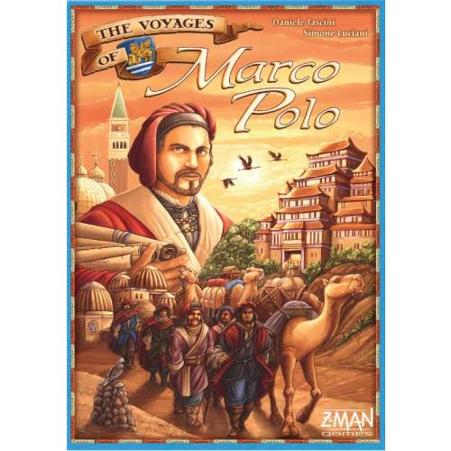 The Voyages of Marco Polo - настолна игра