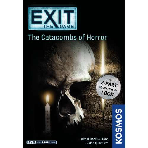 Exit: The Game – The Catacombs of Horror - настолна игра