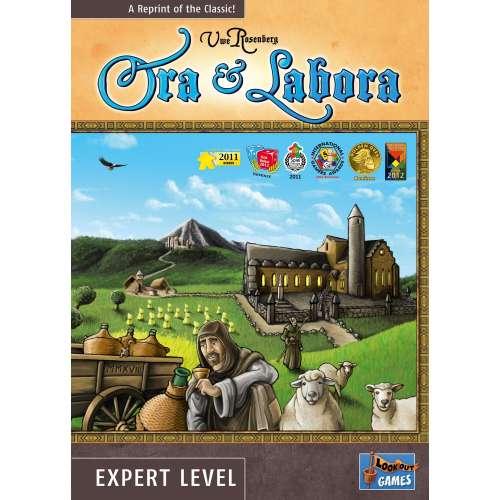 Ora et Labora - настолна игра