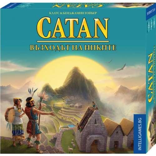 Catan: Възходът на Инките - настолна игра