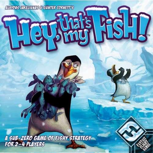 Hey, That's My Fish! - настолна игра