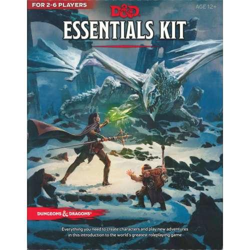 Dungeons & Dragons RPG: Essentials Kit