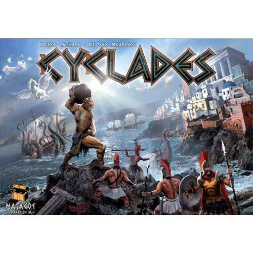Cyclades - настолна игра