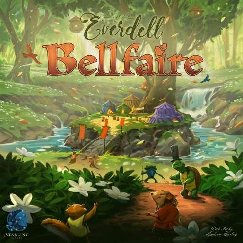 Everdell: Bellfaire - разширение за настолна игра