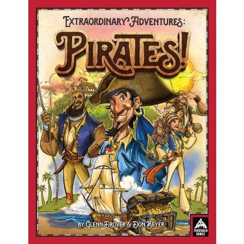 Extraordinary Adventures: Pirates - настолна игра