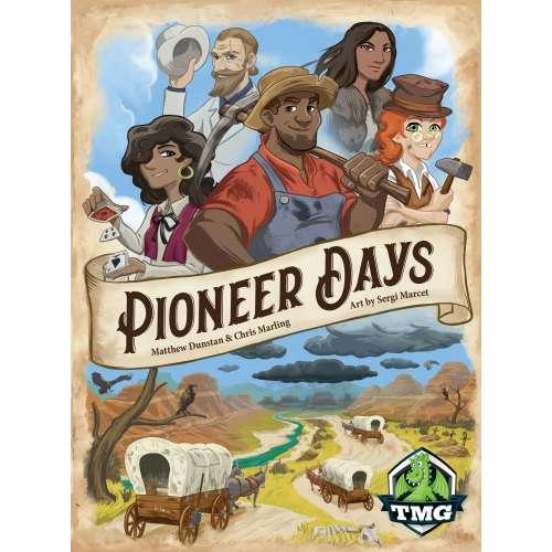 Pioneer Days - настолна игра