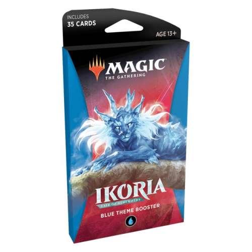Magic: The Gathering - Ikoria: Lair of Behemoths Theme Booster (Blue)