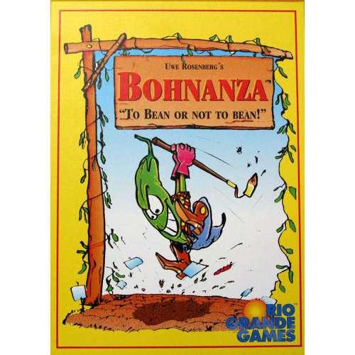 Bohnanza - настолна игра