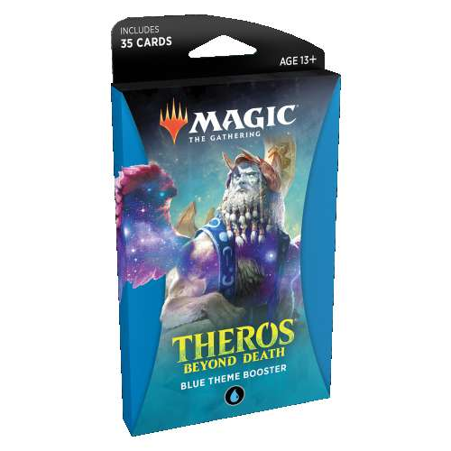 Magic: The Gathering - Theros Beyond Death Theme Booster (Blue)