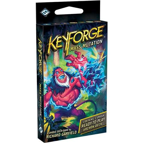 KeyForge: Mass Mutation – Archon Deck - настолна игра
