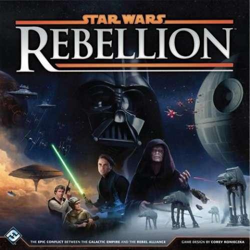 Star Wars: Rebellion - настолна игра