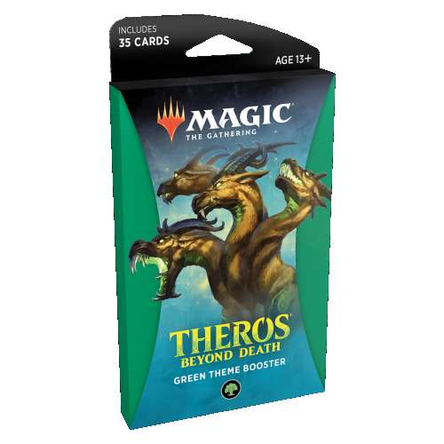 Magic: The Gathering - Theros Beyond Death Theme Booster (Green)