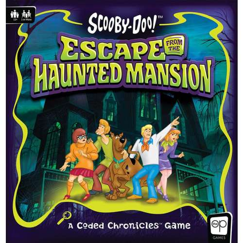Scooby-Doo: Escape from the Haunted Mansion - настолна игра