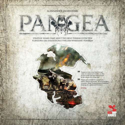 Pangea - настолна игра
