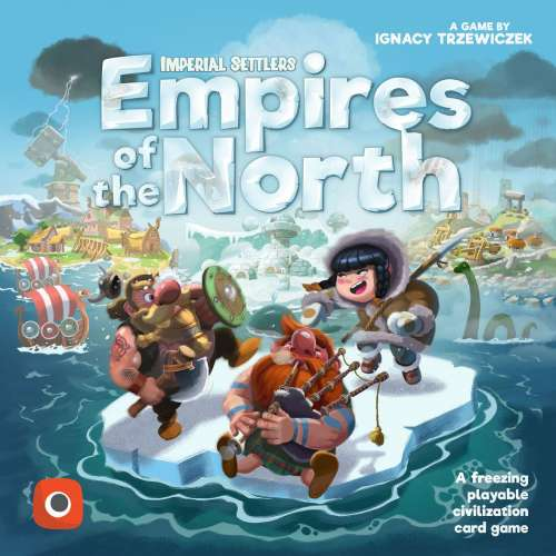 Imperial Settlers: Empires of the North - настолна игра