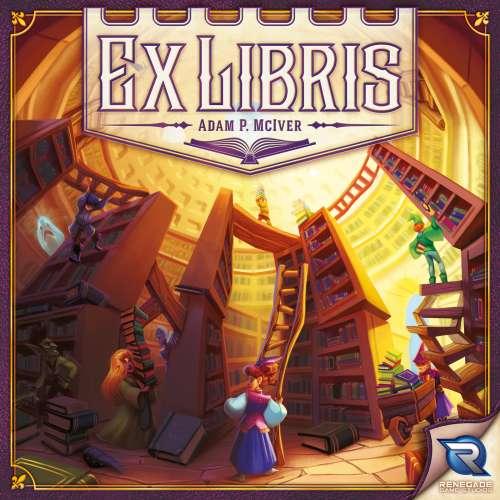 Ex Libris - настолна игра