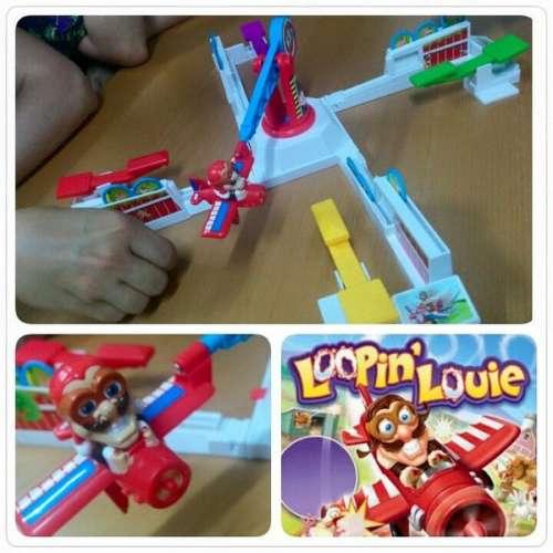 Loopin' Louie - настолна игра