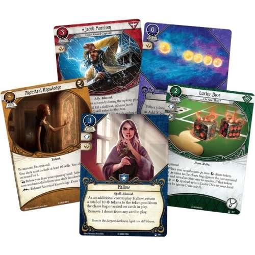 Arkham Horror: The Card Game – Into the Maelstrom - разширение за настолна игра