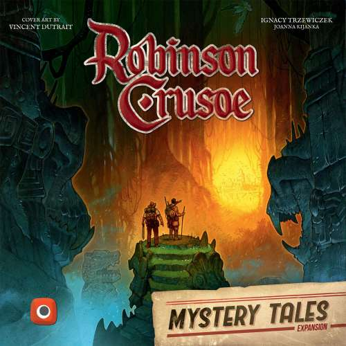 Robinson Crusoe: Adventures on the Cursed Island – Mystery Tales - разширение за настолна игра