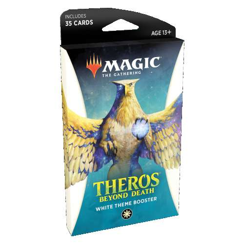 Magic: The Gathering - Theros Beyond Death Theme Booster Pack (White)