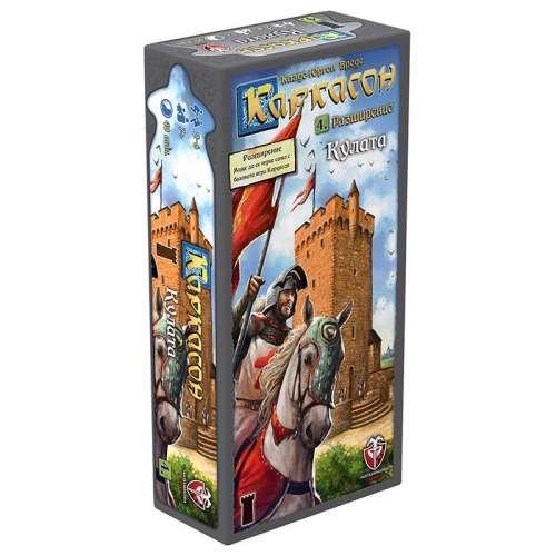 Каркасон: Кулата - разширение за настолна игра