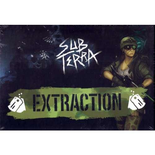 Sub Terra: Extraction - разширение за настолна игра