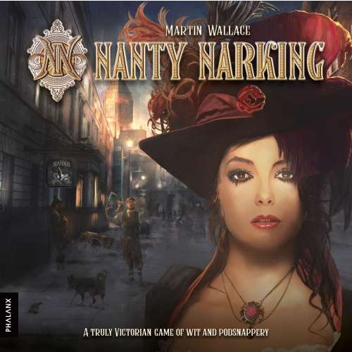 Nanty Narking - настолна игра