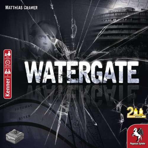 Watergate - настолна игра