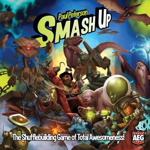 Smash Up - настолна игра