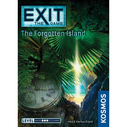 Exit: The Game – The Forgotten Island - настолна игра