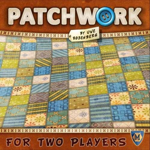 Patchwork - настолна игра