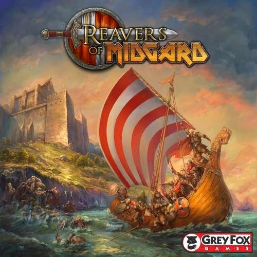 Reavers of Midgard - настолна игра