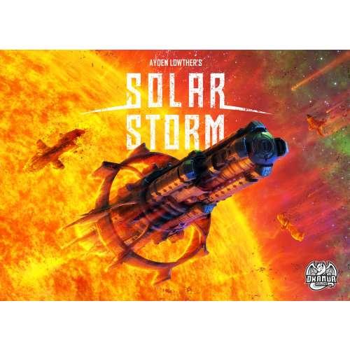 Solar Storm - настолна игра