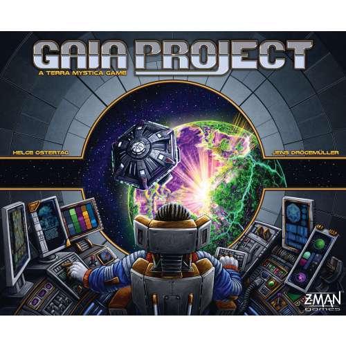Gaia Project - настолна игра