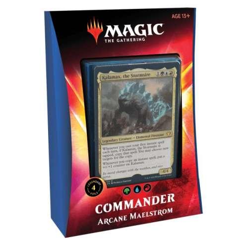 Magic: The Gathering - Ikoria: Lair of Behemoths Commander Deck - Arcane Maelstrom