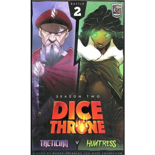 Dice Throne: Season Two – Tactician v. Huntress - настолна игра