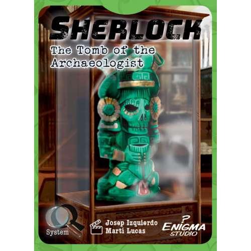 Sherlock: The Tomb of the Archaeologist - настолна игра