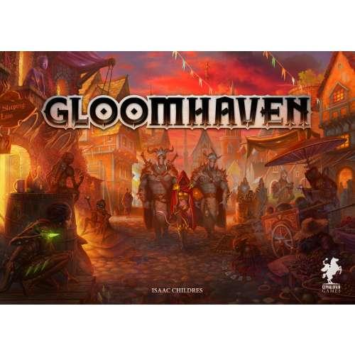 Gloomhaven - настолна игра