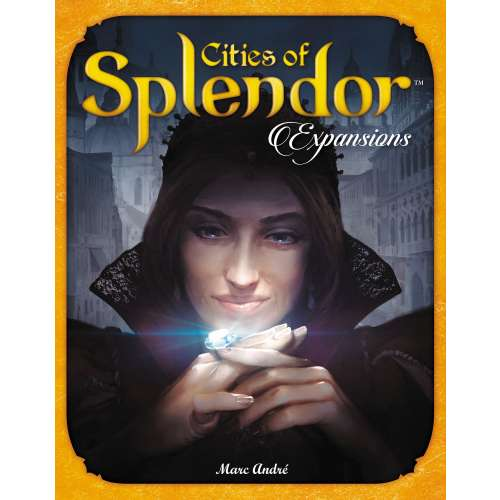 Splendor: Cities of Splendor - разширение за настолна игра
