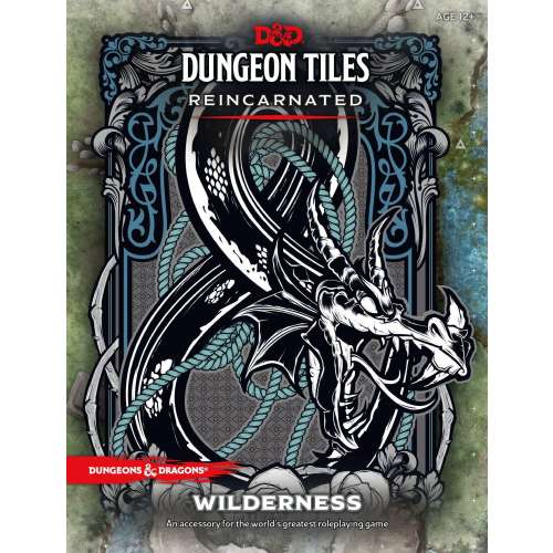 Dungeons & Dragons RPG: Dungeon Tiles Reincarnated - Wilderness
