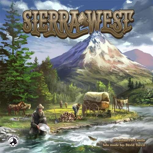 Sierra West - настолна игра
